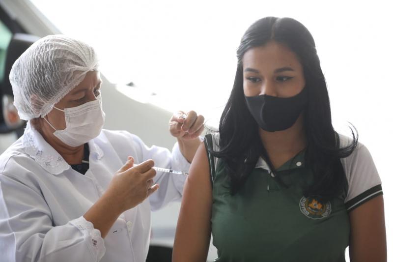 Amazonas já aplicou 2.514.608 doses de vacina contra Covid-19 até este domingo (25/07)