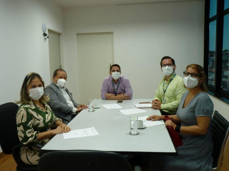 CGE-AM busca cooperação técnica com órgãos para otimizar atividades de acompanhamento e auditorias