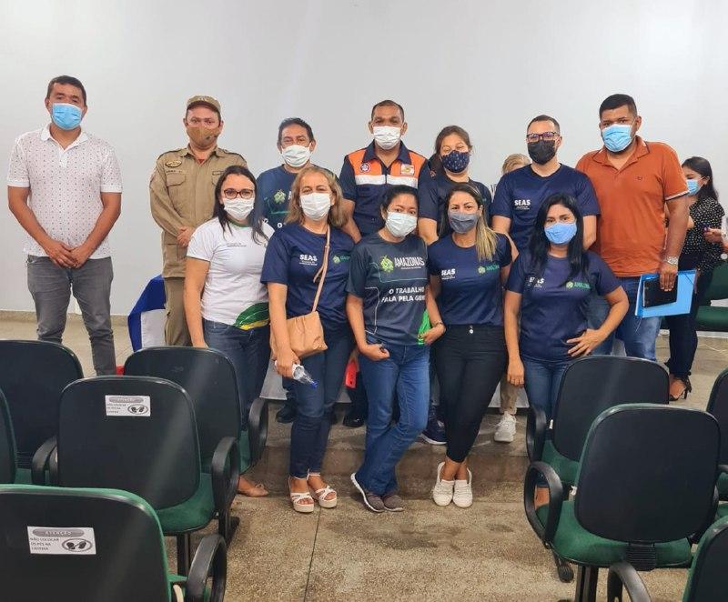 Governo do Amazonas encerra a entrega do Auxílio Enchente em Parintins e beneficia quase 10 mil famílias no município
