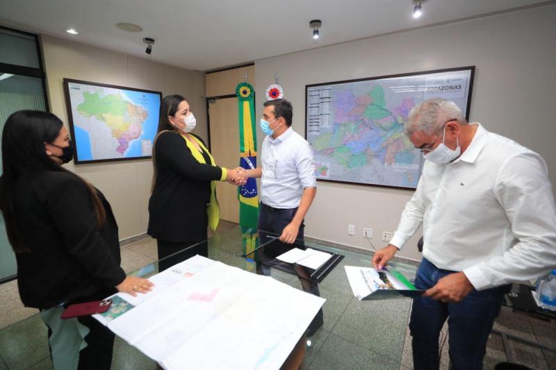 Wilson Lima anuncia investimento de R$ 11 milhões para recuperação do sistema viário de Presidente Figueiredo