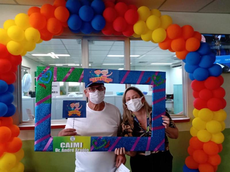 Saúde e bem-estar: Caimis promovem programação especial para o Dia dos Avós