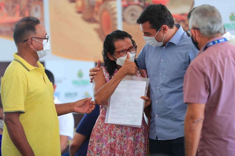 No Dia do Agricultor, Wilson Lima lança Plano Verão do setor primário, com investimento de R$ 34 milhões