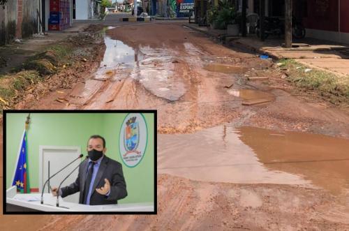 Massilon faz indicação ao MP sugerindo uma Ação civil Pública contra a Amazônia Energia