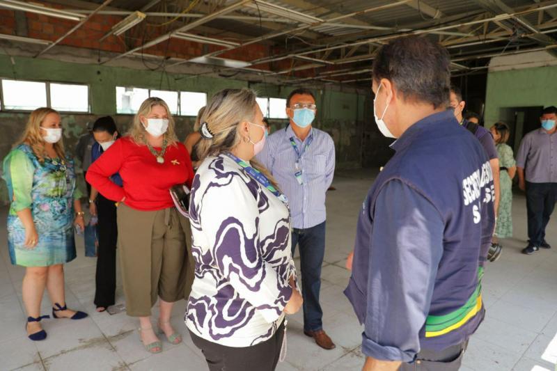 Governo do Amazonas vai abrir mais 24 leitos de UTI no HPS 28 de Agosto