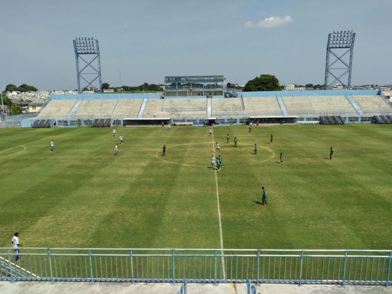 Estádios do Governo do Estado recebem rodada de abertura do Campeonato Amazonense Sub-17