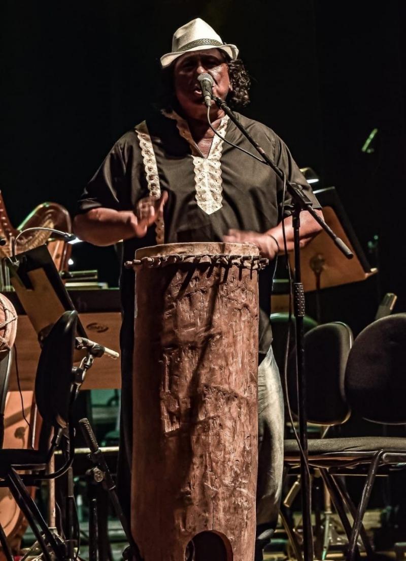 Luto: Amazonas perde Waldo Mafra, o mestre Barrô do Gambá