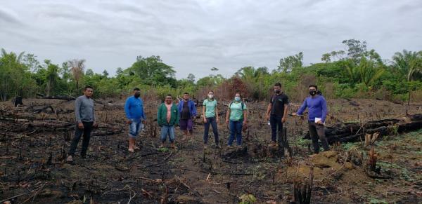 Prefeitura de Parintins faz diagnóstico da produção indígena Sateré-Mawé no Rio Uaicurapá