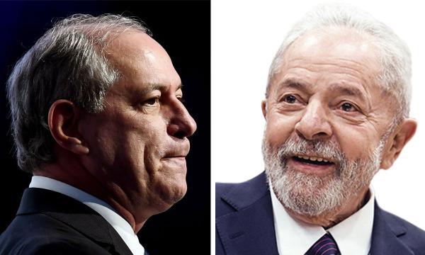 Potencial de voto para eleição 2022 de Ciro sobe e encosta no de Lula, diz pesquisa