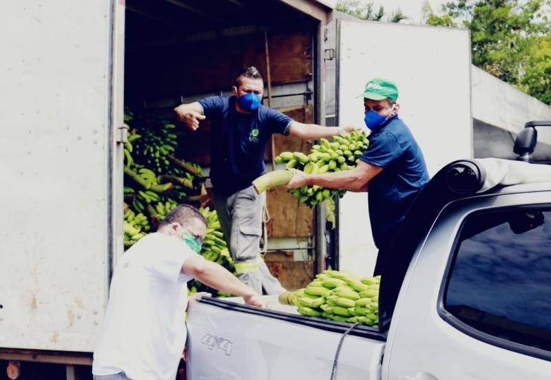 Governo do Amazonas recebe mais recursos para execução do Programa Alimenta Brasil no estado