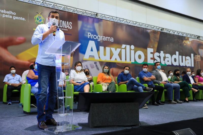 Auxílio Estadual permanente atenderá famílias em situação de pobreza e extrema pobreza no Amazonas