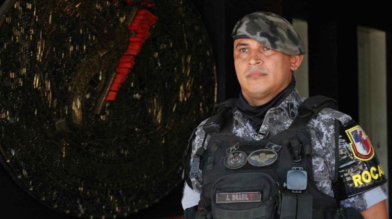 Mais de mil policiais militares receberam bonificação por armas apreendidas