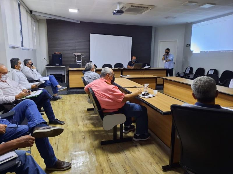 Sedecti reúne com órgãos do Estado para alinhar projetos do Plano Regional de Desenvolvimento da Amazônia