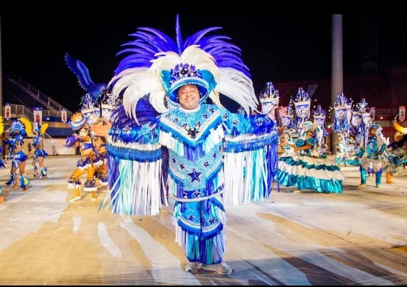 Prince do Caprichoso promove segunda edição do Feijão Azul