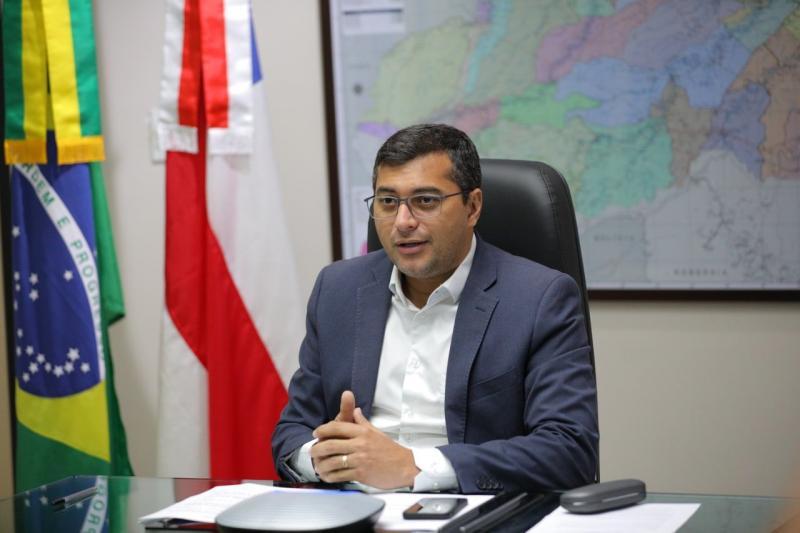 Wilson Lima anuncia prorrogação do concurso público de 2018 e nova convocação para a Secretaria de Educação