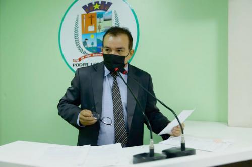 Vereador Massilon solicita informações sobre a implantação do Programa Internet Para Todos em Parintins