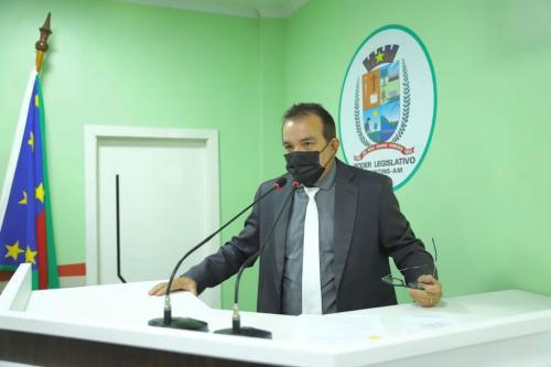 Massilon propõe audiência pública para debater assuntos relacionados ao surto da Doença de Haff em Parintins