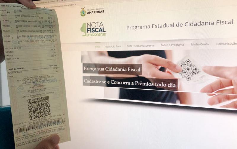 Associação de Iranduba ganha o primeiro prêmio da Nota Fiscal Amazonense