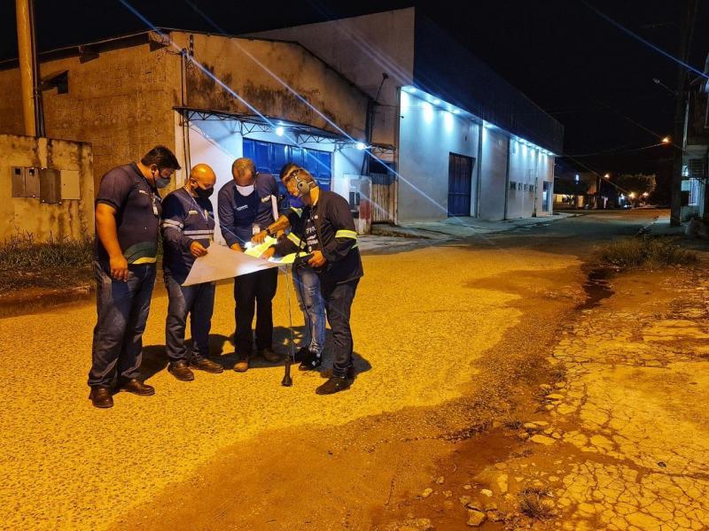 Com tecnologia de ponta, Cosama realiza Operação Caça Vazamento em Tabatinga