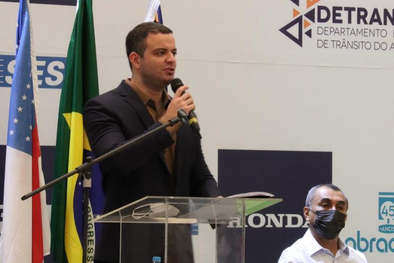 Detran-AM realiza abertura do 1º Fórum de Trânsito do Amazonas