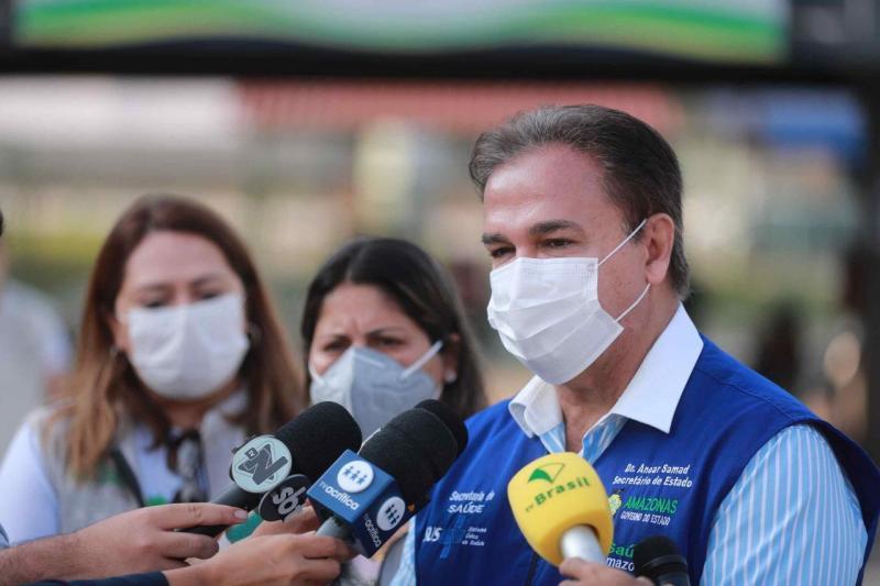 Governo do Estado inicia 20ª edição da campanha Vacina Amazonas com nove pontos estratégicos em Manaus