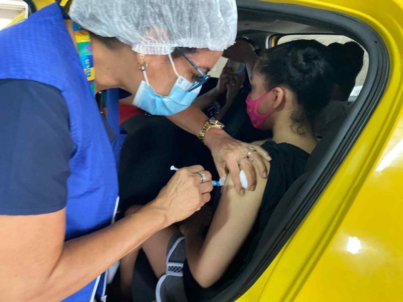 Vacina Amazonas: 20ª edição já alcança mais de 44 mil doses aplicadas contra a Covid-19