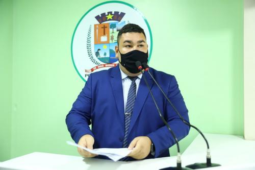 """Alex Garcia apresenta PL """"Meu Primeiro Emprego Lúcio Kimura"""", para gerar oportunidades aos jovens iniciantes em Parintins"""