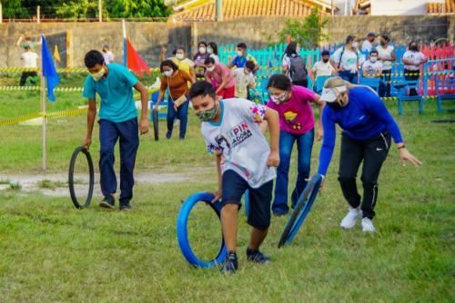 Núcleo de inclusão girassol promove ações alusivas ao dia nacional da pessoa com deficiência