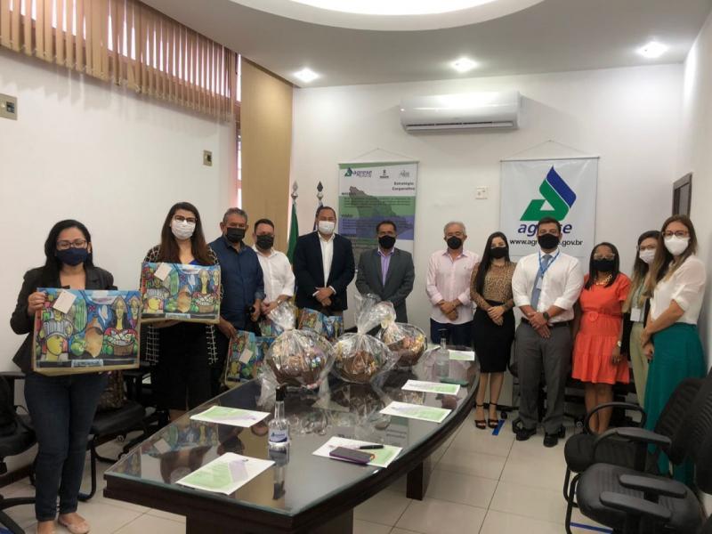 Com foco no gás natural canalizado, Arsepam troca experiências com Agência Reguladora de Sergipe