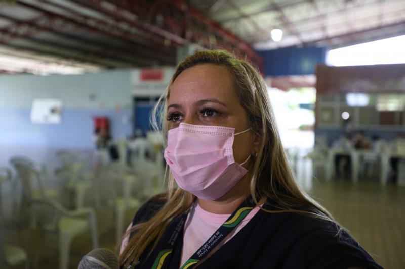 Vacina Amazonas: terceira dose para profissionais de saúde é ampliada para pessoas a partir de 45 anos
