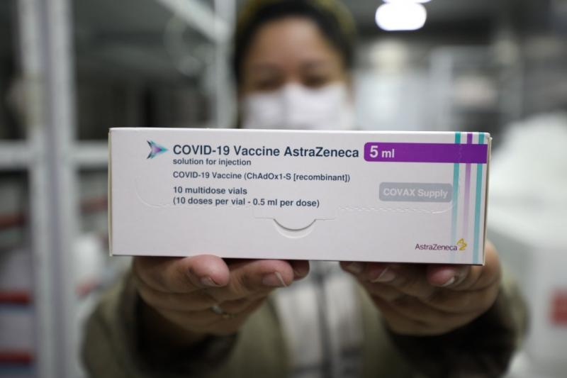 Governo do Amazonas recebe dois novos lotes com 133.050 doses de vacinas contra a Covid-19