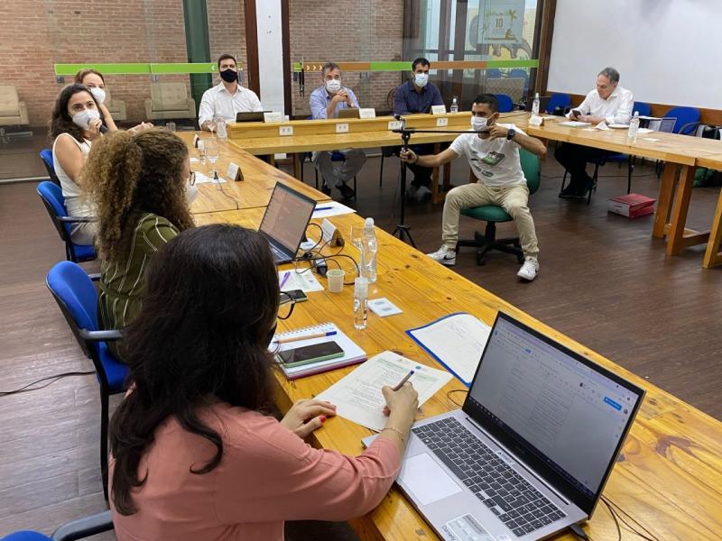 Governo do Amazonas participa de evento do Centro Brasil no Clima em preparação para a COP26