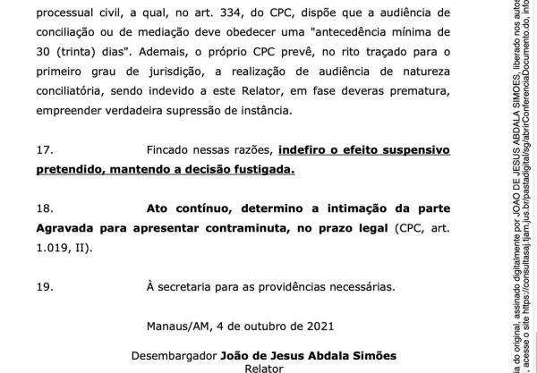 TJAM rejeita recurso da Diocese e exige reabertura do hospital Padre Colombo, multa chega a 200 mil LEIA A DECISÃO