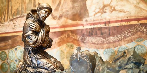 Ele não se chamava Francisco e mais 4 curiosidades sobre São Francisco de Assis