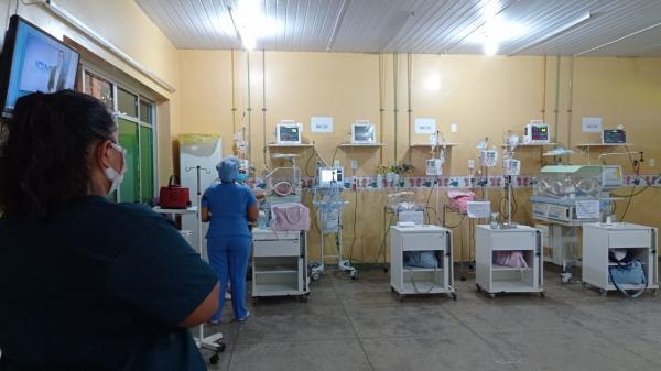 Hospital Jofre Cohen amplia mais 55 leitos, agora tem 157 unidades para atender usuários do SUS