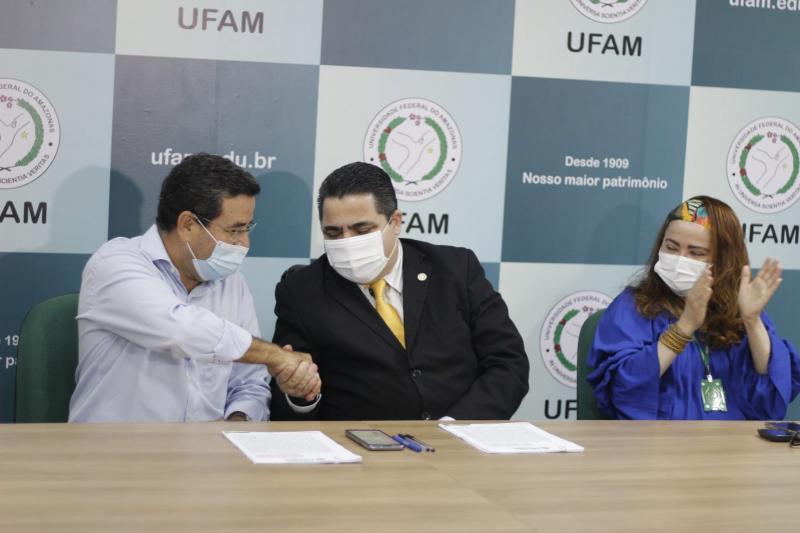 Parceria: Governo do Amazonas e Ufam investem no mapeamento da pecuária e da fertilidade de solos no estado