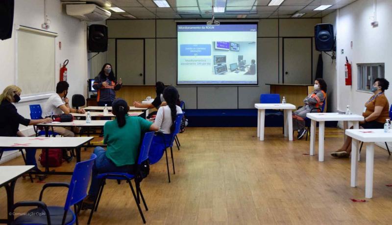 Cigás realiza ciclo de palestra para acadêmicos da Fametro