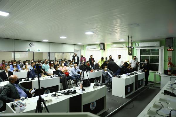 Em audiência na Câmara direção do HPC, Prefeitura e Estado começam dialogar para o bem dos usuários do SUS