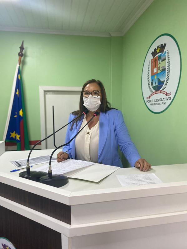 Márcia Baranda se posiciona em defesa da saúde da população na audiência pública que tratou do fechamento do Hospital Padre Colombo