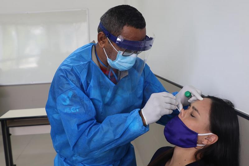 Boletim epidemiológico da Covid-19 no Amazonas é divulgado pela FVS-RCP, nesta sexta-feira (08/10)