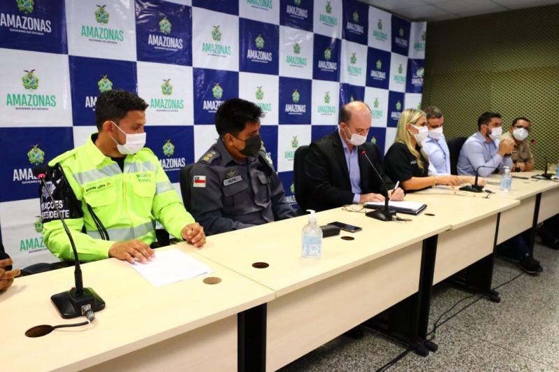 Governo do Amazonas lança operação Arena 33 para jogo entre Brasil e Uruguai