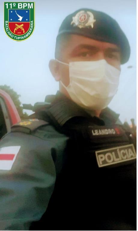 Novo Comandante da PM de Parintins é o Major Leandro Silva Moreira