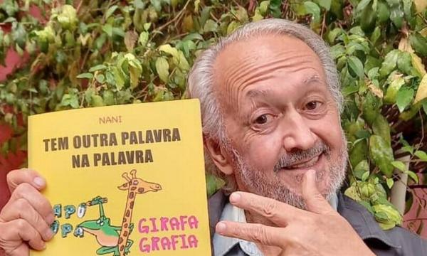 Cartunista Nani morre aos 70 anos vítima da Covid-19