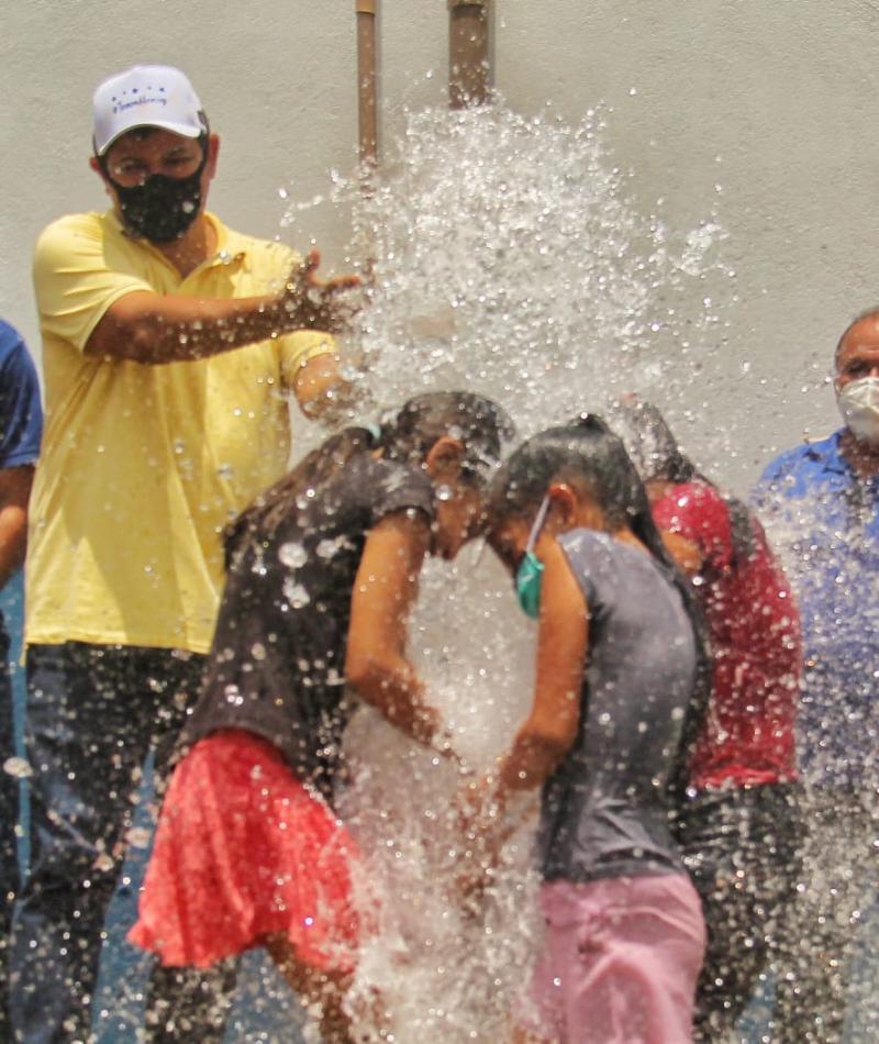 Programa Água no Jirau muda a vida de mais de 160 famílias da zona rural