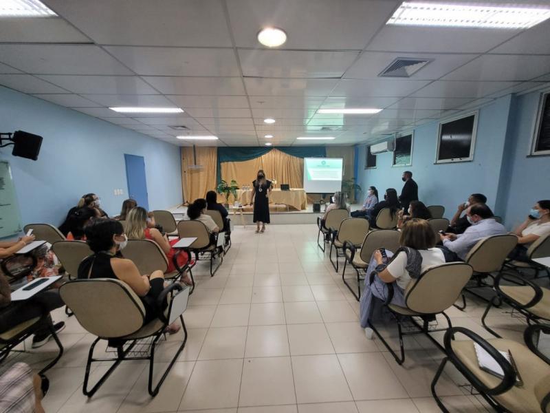 SES-AM planeja ampliar para outras unidades projeto do HPS Platão Araújo voltado para desospitalização com assistência domiciliar supervisionada