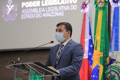 Wilson Lima destaca entendimento entre o Executivo e Legislativo durante o 1º Fórum Estadual das Casas Legislativas