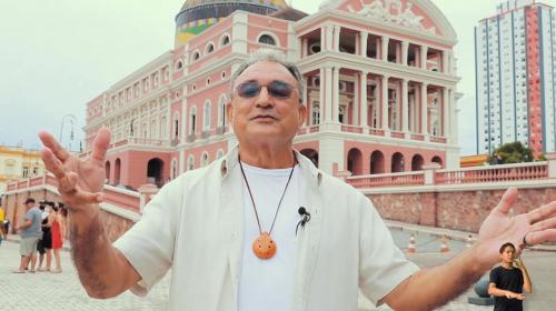 """Websérie """"A Manaus que eu vivo"""" encerra com poema inédito em homenagem aos 352 anos da capital"""