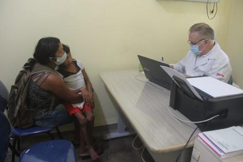 Prefeitura promove atendimento médico especializado em Neuropediatria e Mastologia