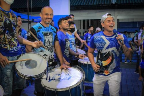 Semana Azul: torcedor vive expectativa para Festa de 108 do Caprichoso