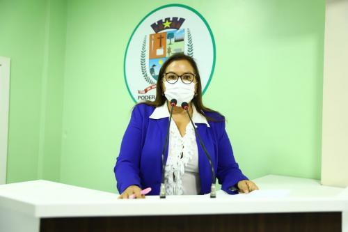 Márcia Baranda alerta mulheres para as campanhas de prevenção do Outubro Rosa