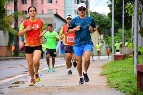 David Almeida participa da corrida #MexaSePelaVida para incentivar prática esportiva
